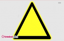 Turn Right Symbol Traffic Sign